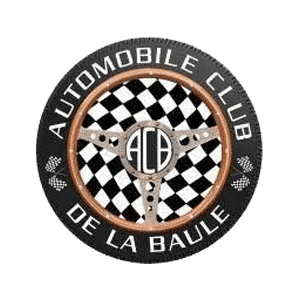 Logo automobile club de la baule