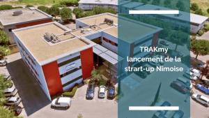 Visuel de l'article : TRAKmy lancement de la start-up Nîmoise