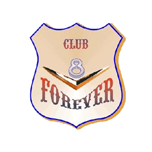 Logo club forever
