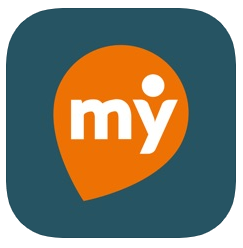 Logo application TRAKmy