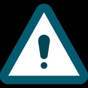 icone panneau attention car l'utilisation du terme traceur GPS espion est déconseillée