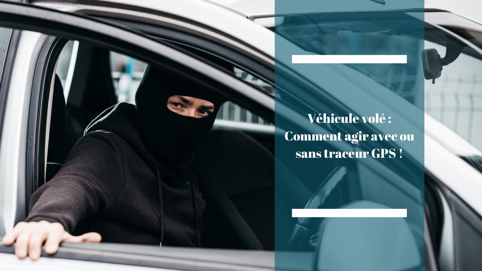 Top 5 des voitures les plus volées en France en 2020