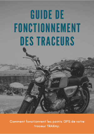 Photo du guide de fonctionnement des traceurs